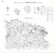 Map Image 019, Florence County 1964